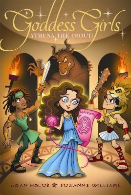 [ ATHENA THE PROUD By Holub, Joan ( Author ) Hardcover Apr-29-2014