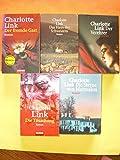 Charlotte Link, Paket mit 5 TB, Die Täuschung, Das Haus der Schwestern, Der fremde Gast, Die Sterne von Marmalon, der Verehrer