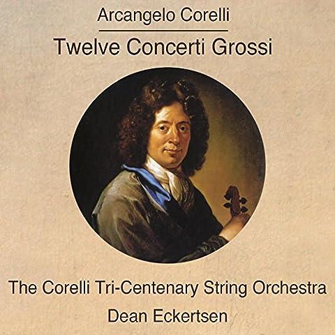12 Concerti grossi, Op. 6, No. 7 in D Major: IV. Andante largo