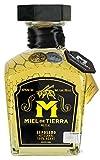 Mexikanische Spirituose aus 100% Agaven- Mezcal MIEL DE TIERRA Reposado