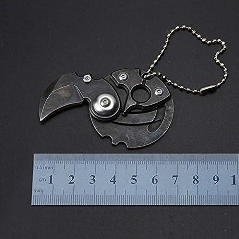 \ Ultima D2inossidabile faltende–Coltello tascabile moneta coltello da frutta all' aperto kampierende Borsa regalo coltelli EDC per utensili