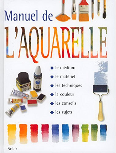 L'aquarelle par Collectif
