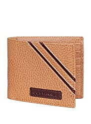 JUSTANNED Tan Mens Wallet (JTMW437-3)