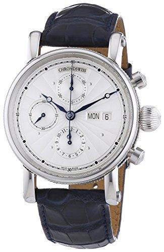 Chronoswiss Cronografo Automatico Orologio da Polso 7543K