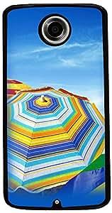 Printvisa 2D-GNX6-D8119 Mobile Case Cover For Google Nexus 6