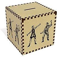 Preisvergleich für Azeeda Groß 'Tanzendes Paar' Sparbüchse / Spardose (MB00051532)