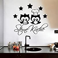 Wall4stickers Musik Band Wandtattoo Küche Wand Tee Vintage ...