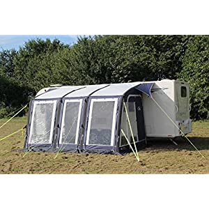 2017 sunncamp ultima air 390 super deluxe inflatable caravan porch awning