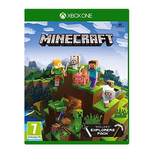 Minecraft Xbox-spiel (Minecraft (inkl. Entdecker-Paket))