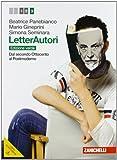Letterautori. Ediz. verde. Per le Scuole superiori. Con espansione online: 3