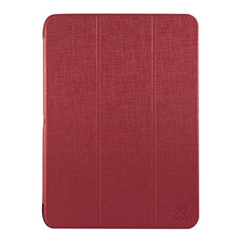 Micro Folio SGT4-MF10-73 Schutzhülle für XtremeMac Galaxy Tab 4 25,4 cm (10 Zoll), ultradünn, Rot Micro Folio