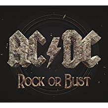AC/DC-ROCK OR BUST CDA