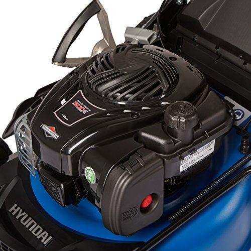 HYUNDAI Benzin-Rasenmäher LM4601G B&S mit Mulchfunktion - 4