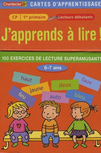 J'apprends à lire 6-7 ans
