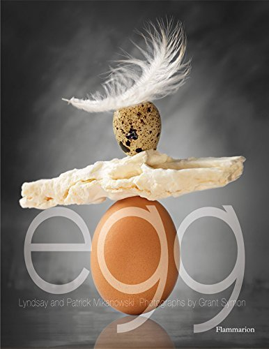 Egg by Patrick Mikanowski (2007-04-24)