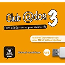 Club Dos 3 Cle Usb Materiel Multimediact