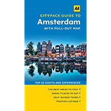 AA Citypack Amsterdam (Travel Guide) (AA CityPack Guides)