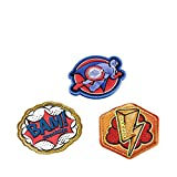 Hama Patches-Set STYLETYL Superhero