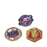 Hama Patches-Set STYLETYL Superhero