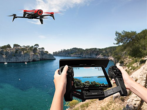 Parrot Bebop 2 Drohne rot - 4