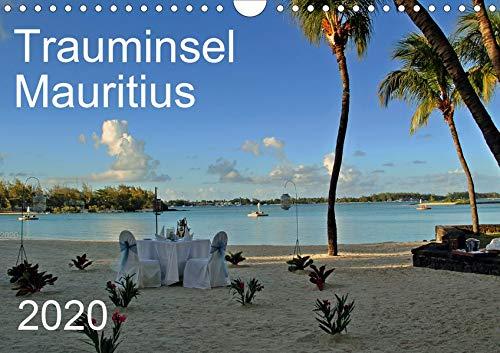 Trauminsel Mauritius (Wandkalender 2020 DIN A4 quer)