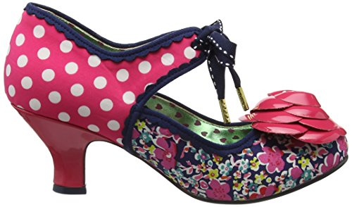 Licenza Poetica Per Scelta Irregolare Damen Summer Sands Pumps Multicolour (pink)