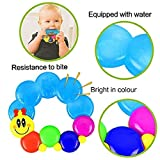 HONEY BOO Baby Products Baby's Bpa-Free Non Toxic Silicone Tooth Gel Soother Tether