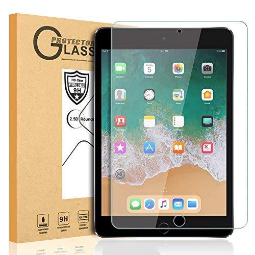iPad Mini 4Displayschutzfolie Glas (A1538, A1550), smapp gehärtetem Glas Displayschutzfolie für Apple iPad Mini 4Easy Installation/Kratzfest / 2.5D Round Edge, Glas
