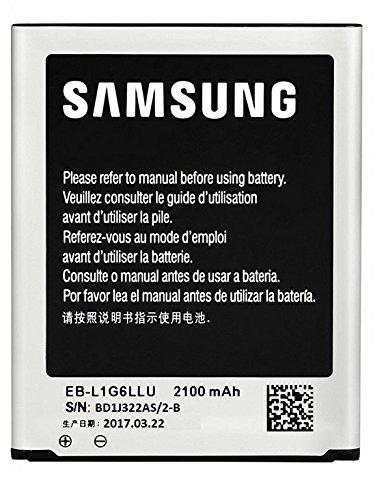 2017 Original Samsung Akku für Samsung Galaxy S3 GT-I9300 Neo Batterie EB-L1G6LLU Accu Battery
