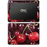 Samsung Galaxy Tab 2 10.1 Autocollant Protection Film Design Sticker Skin Cerises Été Fruits