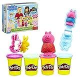 Play-Doh y Peppa Pig
