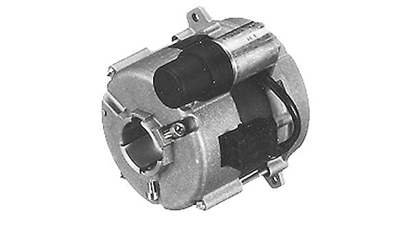 Motor einphasig Typ FHP 230 V 110 W Kapazität des Kondensator 4uF ...