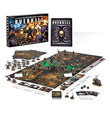 Deathwatch Overkill (Français) DW1-60 - Warhammer 40,000