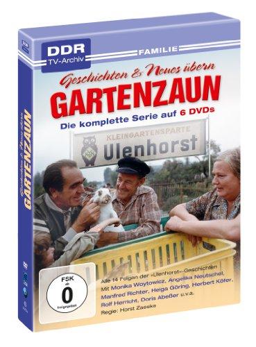 Geschichten & Neues übern Gartenzaun - die komplette Serie (DDR TV-Archiv - 6 DVDs)