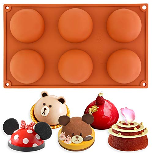 FUNSHOWCASE WARRANTY EVERY MOULD IN OUR SHOP ARE FOOD GRADE, WE MAY NOT THE CHEAPEST ONE ON AMAZON BUT WE WARRANTY ALL MOLDS ARE SAFE AND FLEXIBLE ( good quality silicone is usu. Flexible );Easy to use mould very flexible and non-toxic, and easy to c...