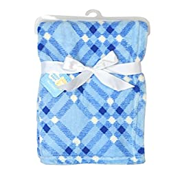 Schürzen, Baby Tartan Ultra Soft Fleece Decke