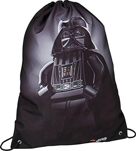 Lego LEGO LEGO LEGO Star Wars Luxus Sporttasche Sac à Dos  s, 39 cm, Noir (Black) B07317ZR6L | En Gros  044a89