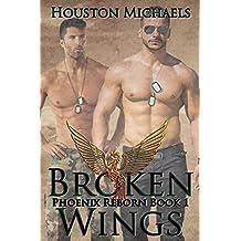 Broken Wings (Phoenix Reborn book 1) (English Edition)