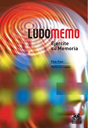 Ludomemo: Ejercite su memoria (Color) (Tercera Edad nº 31) por Maite Carroggio Rubí