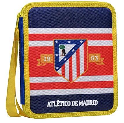 Atletico de Madrid Plumier 2 Pisos g CYP Imports EP-222-ATL