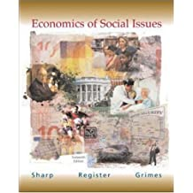 Economics of Social Issues by Ansel Miree Sharp (2003-04-23)