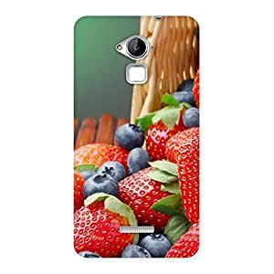 Delicious Straberry Multicolor Back Case Cover for Coolpad Note 3