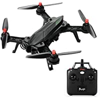 CYNDIE MJX B6 Bugs6 RC Drone, Brushless Moter Quadcopter, Independent ESC, Smart Transmitter Alarm , High Capacity Battery Racing Drone Black - Compare prices on radiocontrollers.eu