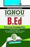 IGNOU B.Ed. Entrance Exam Guide (Small)