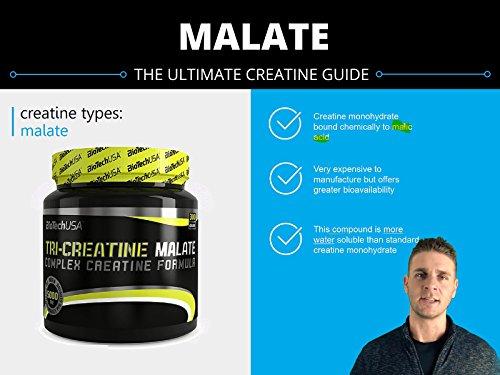 Creatine Types--Tri Creatine Malate