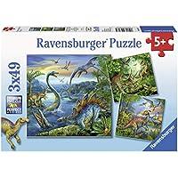 Ravensburger 4005556093175 puzzle 49 pieza(s) - Rompecabezas (Jigsaw puzzle, Dinosaurios, Niños, Dinosaurio, Niño/niña, 5 año(s))