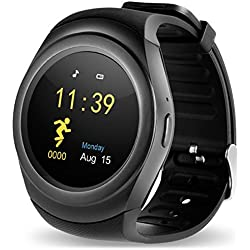 T11 Pro Waterproof Smartwatch Wrist watch For Android IOS By Reurja Solution