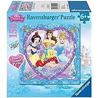 Ravensburger Italy 100408 - Puzzle Principesse Disney, 150 Pezzi, Multicolore