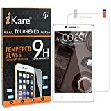 Micromax Canvas Doodle 3 A102 Tempered Glass, iKare 2.5D 9H Tempered Screen Protector for Micromax Canvas Doodle 3 A102