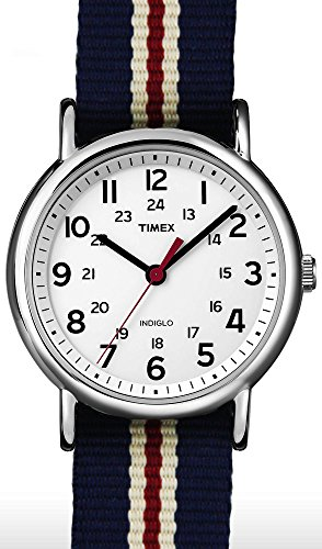 Orologio Timex ABT744 indiglo abbigliamento weekender unisex
